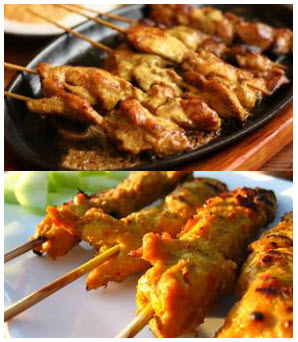 RECIPE OF THE WEEK:  Chicken Satay Skewers Recipe - CALGARY PERSONAL TRAINER