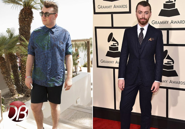 Sam Smith's Impressive Weight Loss