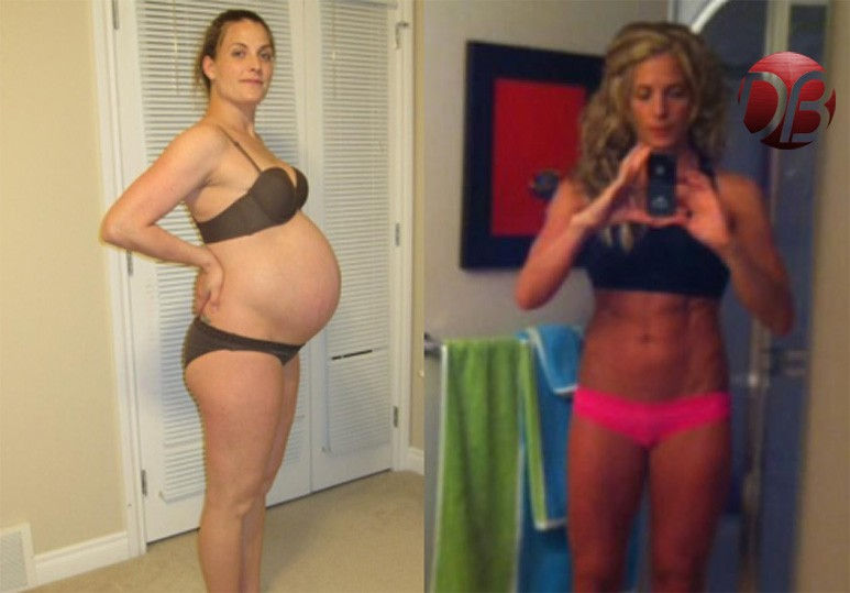 DreamBody Transformation Jenna