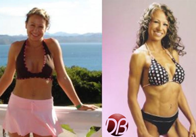 Calgary Personal Training Transformation: Tiffany Joy