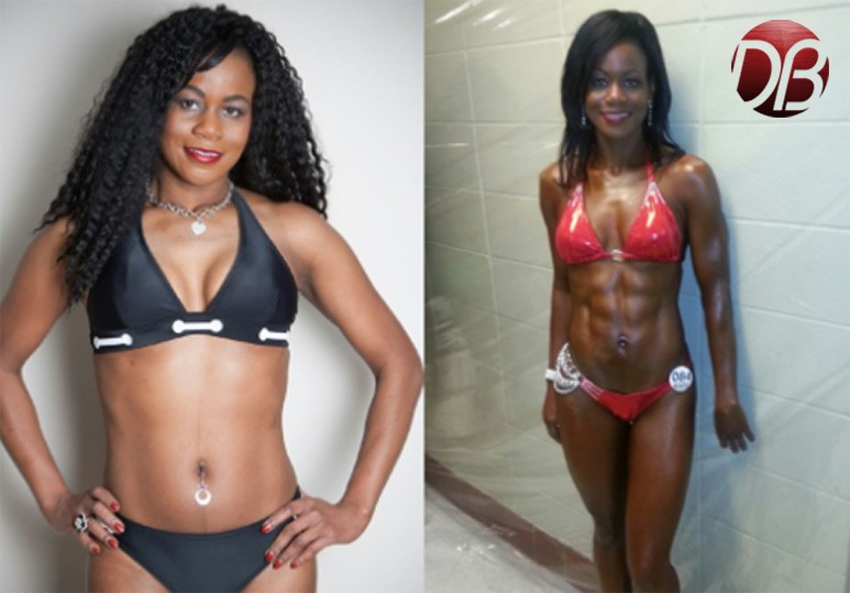 Calgary Personal Training Transformation: Tia Green