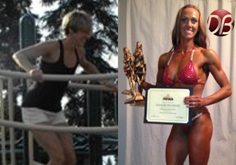 Calgary Personal Training Transformation: Candice Pilgrim