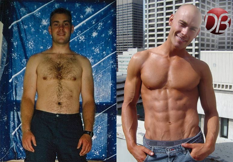 DreamBody Transformation Shaun