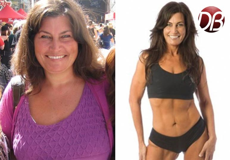DreamBody Transformation Leanne Kezin