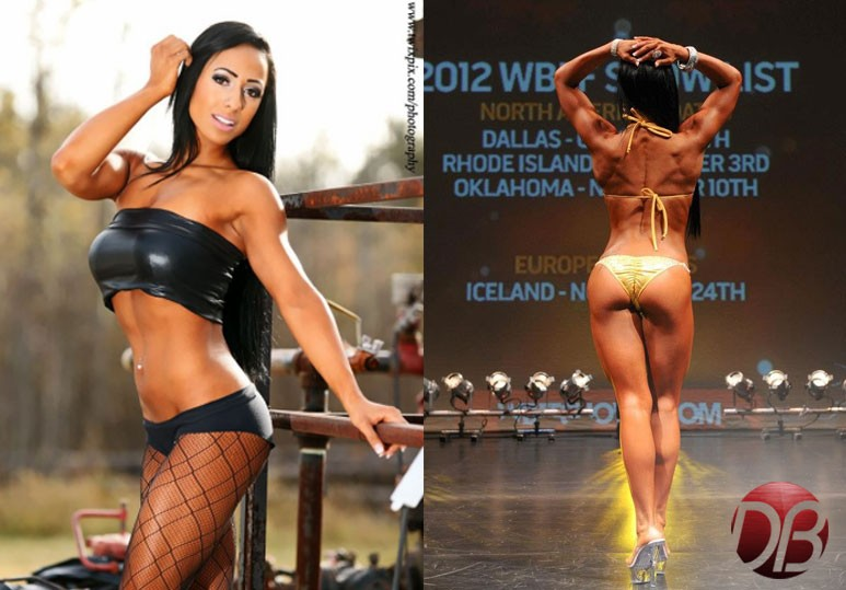 Calgary Personal Training Transformation: Kelsey Jade Holness