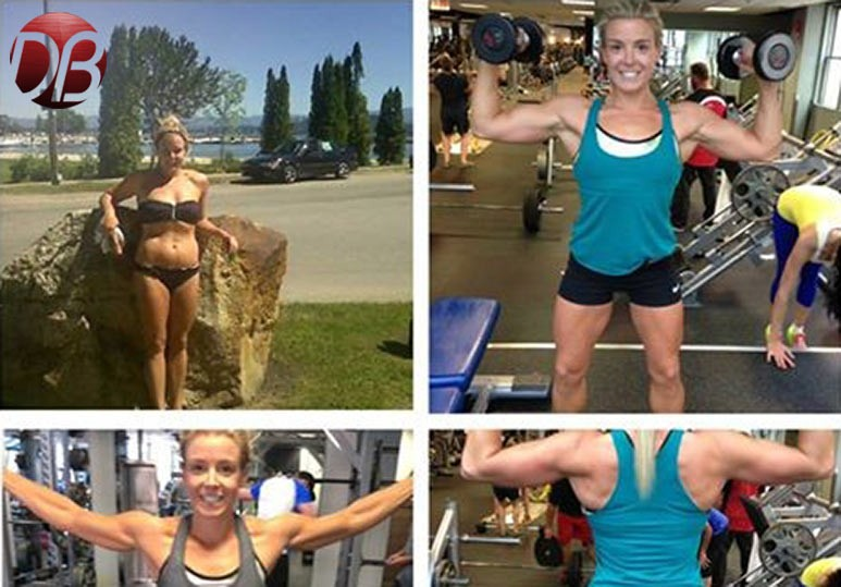Calgary Personal Training Transformation: Kelly Culham