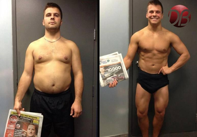 Calgary Personal Training Transformation: Paul Dojcinovic