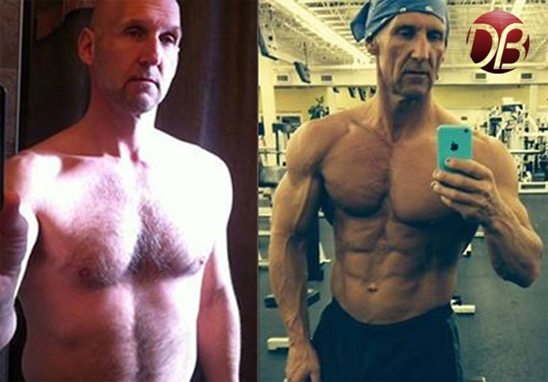 Calgary Personal Training Transformation: Ken Victor