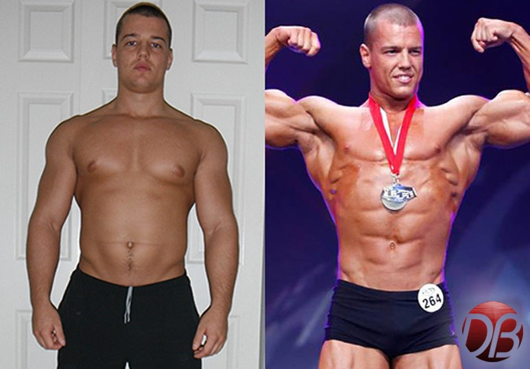 Calgary Personal Training Transformation: Michael Parker
