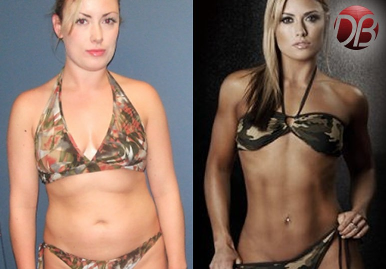 Calgary Personal Training Transformation: Shannon