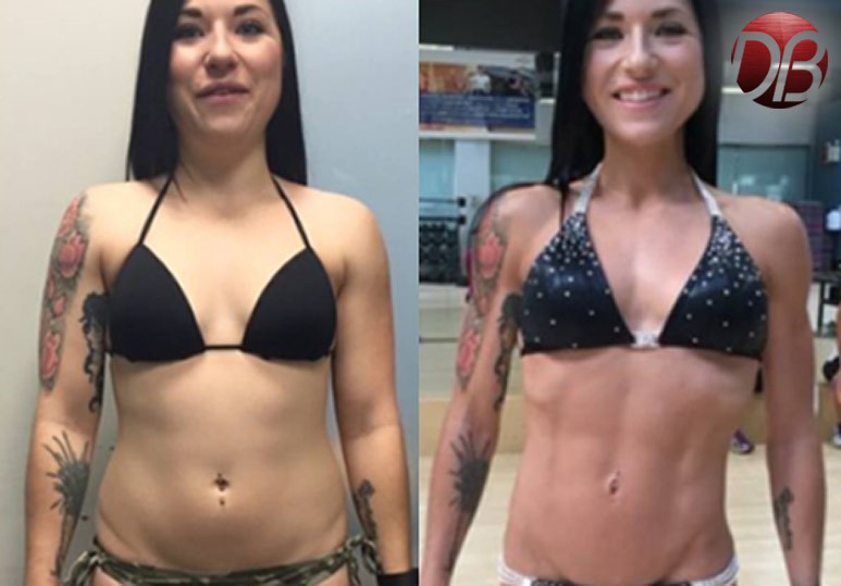 Calgary Personal Training Transformation: Riliegh