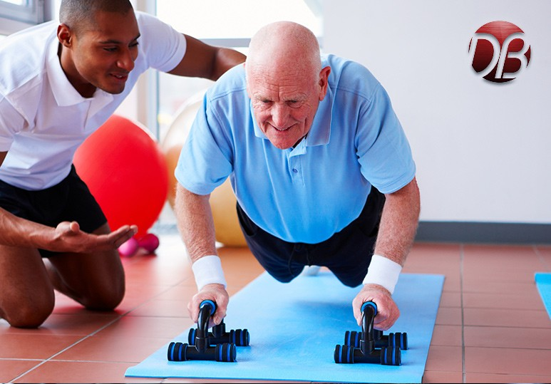 calgary fitness for seniors