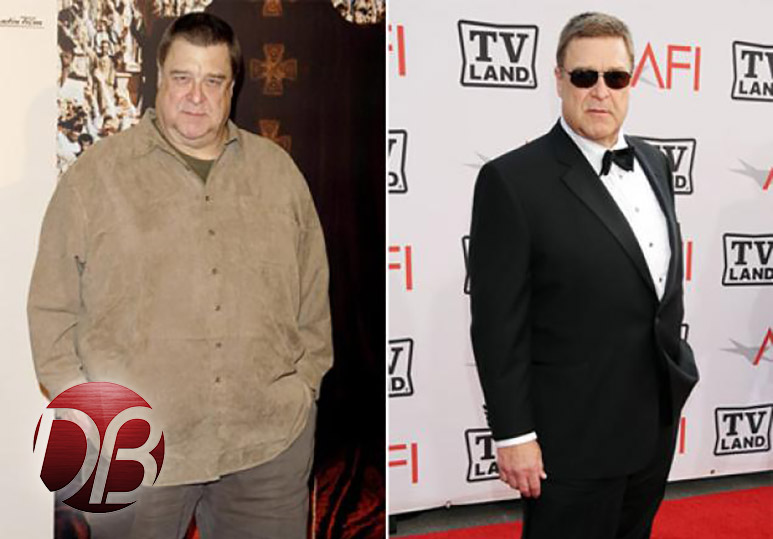 John Goodman's Dramatic Transformation