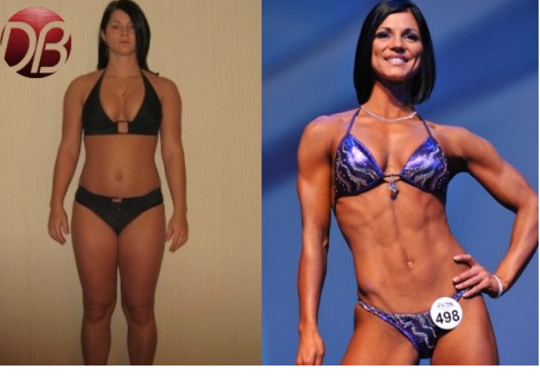 Calgary Personal Training Transformation: Miryah