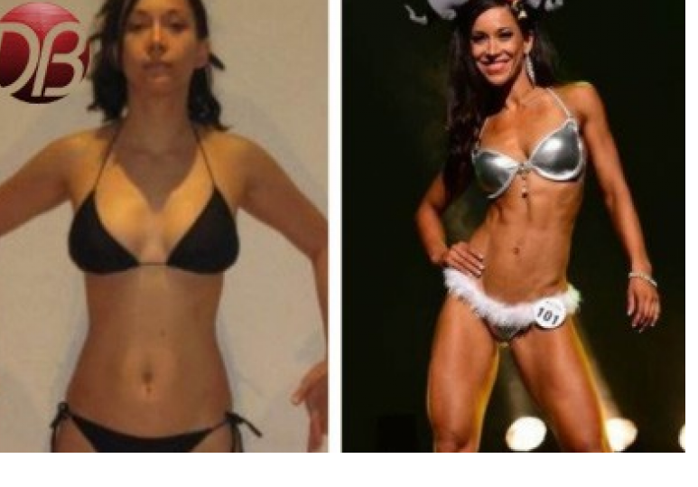 DreamBody Transformation Elena