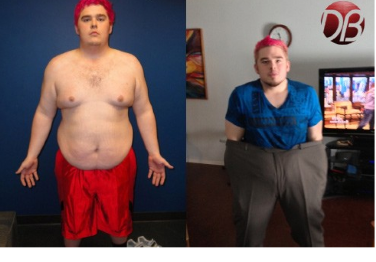 DreamBody Transformation Kevin