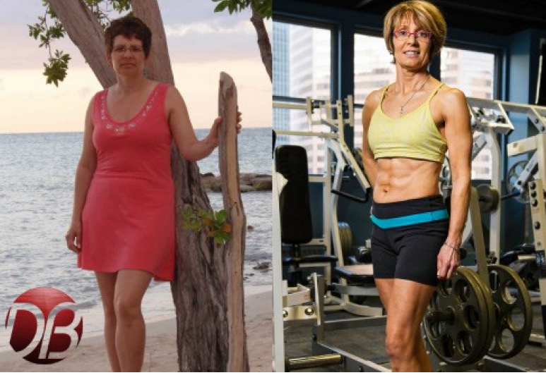 DreamBody Transformation Joanne