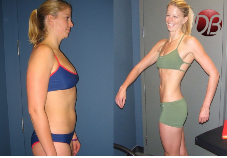 DreamBody Transformation Carli