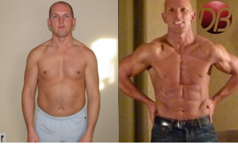 Calgary Personal Training Transformation: Chad