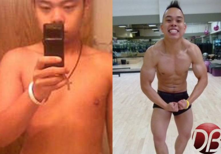 Calgary Personal Training Transformation: Chris