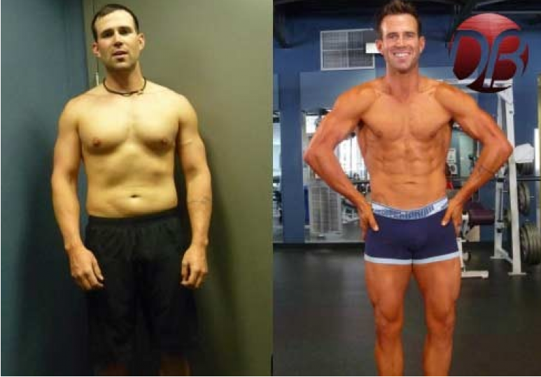 Calgary Personal Training Transformation: Tim