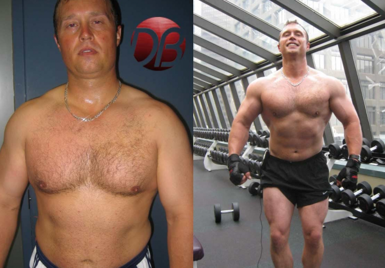 Calgary Personal Training Transformation: Bruce