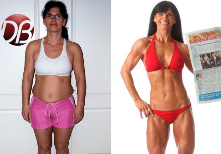 DreamBody Transformation Lisa