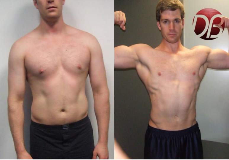 DreamBody Transformation Jesse