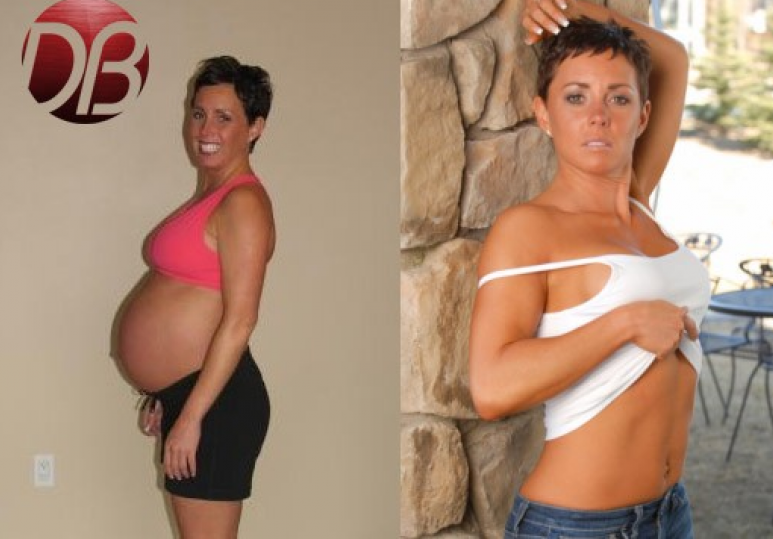 DreamBody Transformation Chantel