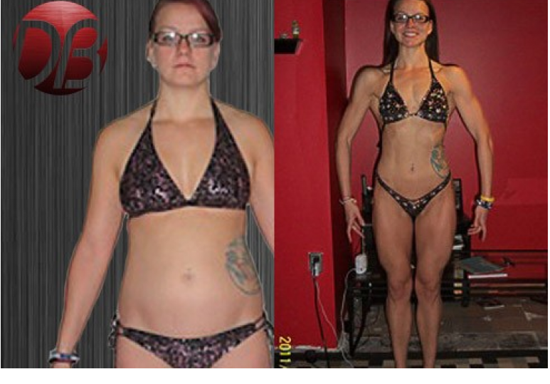 Calgary Personal Training Transformation: Chelsea