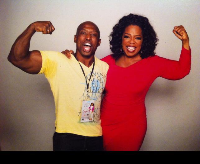 Paul and Oprah