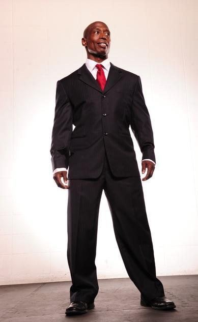 Paul Black Suit