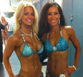 Elena Maka and Jessica King