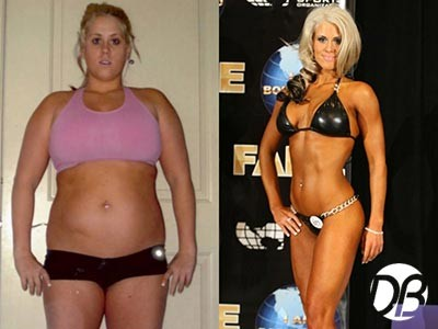 DreamBody Transformation Lindsay